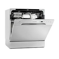 Máy rửa bát Mini di động Klarstein Amazonia 8 màu bạc - hàng chính hãng