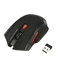 Chuột Máy Tính Không Dây USB 2.4GHz Thiết Kế Mới Cá Tính- Hàng Chính Hãng
