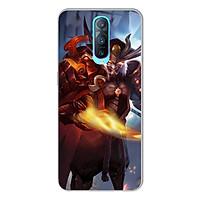 Ốp lưng dành cho điện thoại Oppo R17 Pro hình RYOMA Đại Tướng Nguyệt Tộc - Hàng chính hãng