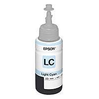 Mực In Epson L805 Light Cyan (T6735) - Hàng chính hãng