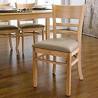 Ghế phòng ăn cabin gỗ