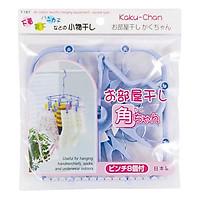 Móc Xếp Nhựa Vuông Sanada T167 Nhật Bản