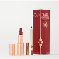 Set son Charlotte Tilbury The Lucky Walk Of No Shame Lip Kit