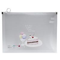 Túi Kéo Nhựa A4-N15 - Mẫu 2
