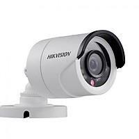 Camera  HD-TVI  hình trụ hồng ngoại 20m 2MP Hikvision DS-2CE16D0T-IRP - Hàng Nhập Khẩu