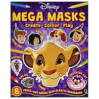 Disney Classics - Mixed: Mega Masks (Press-out Masks Disney)