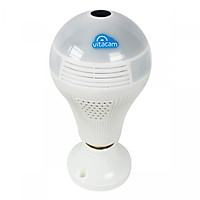 Camera IP không dây Bóng Đèn Vitacam VR960 Siêu nét 1.3mpx HD 960P - Hàng Chính Hãng