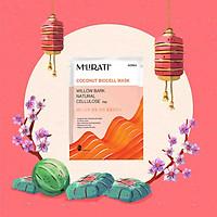 Mặt Nạ Sinh Học Dành Cho Da Mụn (Willow Bark Natural Cellulose) - M'Lirati (1 miếng)