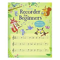 Usborne Recorder For Beginners