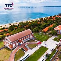TTC Resort Ninh Thuận 4*- Gồm Bữa Sáng, Miễn Phí  Vui Chơi Cổng Công Viên Nước - Giá Ưu Đãi 2021