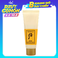 Sữa Rửa Mặt Dịu Nhẹ The History Of Whoo Gongjinhyang Facial Cleansing Foam 40ml