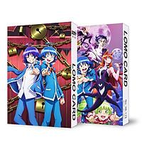 (KHÔNG KÈM HỘP) Hộp ảnh lomo in hình MAIRIMASHITA!IRUMA-KUN anime IRUMA GIÁ ĐÁO 30 tấm dễ thương xinh xắn