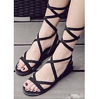 Giày sandal dây dài chiến binh