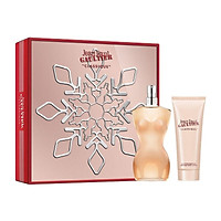 Bộ Nước hoa Nữ Jean Paul Gaultier Classique Gift Set Edt 100Ml + Body Lotion 75Ml
