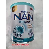 Sữa Bột Nestlé NAN Nga Optipro 3 (800g) - Mẫu mới