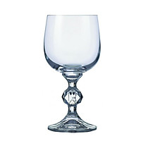 Bộ 6 ly thủy tinh pha lê cường lực uống rượu vang 340 ml