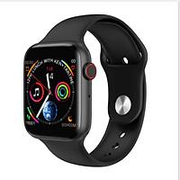 đồng hồ thông minh byz z6 (black) hỗ chợ nghe gọi  -hàng nhập khẩu