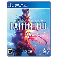 Đĩa Game PS4 Battlefield V 5 Deluxe Edition - Hàng Nhập Khẩu
