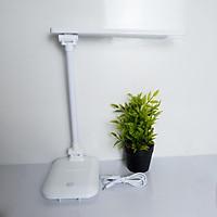 Đèn Led để bàn 3 chế độ sáng bảo vệ mắt, chống cận + Tặng 1 đèn led trang trí hình chai màu ngẫu nhiên