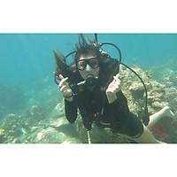 NHA TRANG: Tour Lặn Biển Bình Dưỡng Khí Scuba Diving Ngắm Nhìn San Hô Có Thợ Lặn Chuyên Nghiệp Hướng Dẫn Và Theo Kèm Trọn Gói Bao Gồm Xe Đưa Đón Tại Khách Sạn + Tàu Ra Đảo + Cơm Trưa + Phí Thợ Lặn & Hướng Dẫn Viên