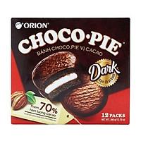 Bánh Chocopie dark 12p 360g
