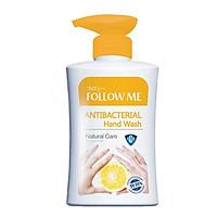 Sữa rửa tay kháng khuẩn Follow Me 450ml - Natural Care