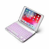 Bàn phím Ipad mini 1/2/3 - Hàng cao cấp - 7 màu đèn cho bàn phím - F8S - Hàng nhập khẩu - Thương hiệu PKCB