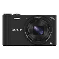 Máy Ảnh Sony Cybershot DSC-Wx350 18.2MP/Zoom 20X - Tặng Thẻ 16GB + Túi - Hàng Chính Hãng