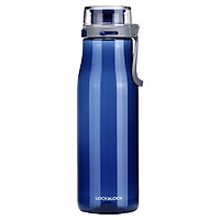 Lock&Lock Lock&Lock Plastic Cup/Water Cup One-click opening, wear-resistant and drop-resistant 750ML ABF685BLU-PR Two colors are available
