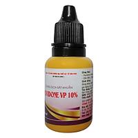 Povidone VP 10% (20ml / Lốc 10 Chai)