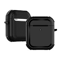 Bao Case Ốp Bảo Vệ  Cho Airpods 1/ Airpods 2 Chống Sốc Amor TPU PC