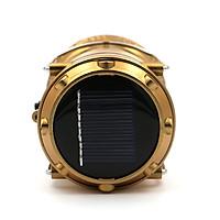 Xách tay Lồng Đèn có thể điều chỉnh Năng Lượng Mặt Trời Đèn 110-220 V USB Di Động Cắm Trại Ngoài TrờI Sạc Đêm Đèn Pin Đèn Pin Công Suất Ngân Hàng