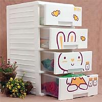 Tủ kitty 4 tầng  - Màu ngẫu nhiên