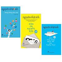Combo Truyện Đặc Sắc: Bong Bóng Lên Trời + Cảm Ơn Người Lớn + Cho Tôi Xin Một Vé Đi Tuổi Thơ (Trọn bộ 3 cuốn sách của Nguyễn Nhật Ánh/ Tặng kèm Bookmark Happy Life)