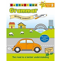 Grammar Activity Book 2- Writing Sentences