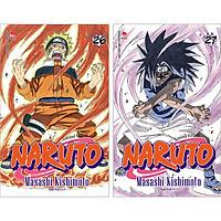 Combo Naruto Limited (Tập 26 + 27)