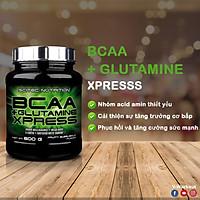 Bổ sung năng lượng BCAA + GLUTAMINE EXPRESS 600G LIME
