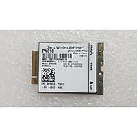 Card wwan 4G Sierra Wireless Dell DW5808e dùng cho laptop dell E5550, E7250, E7450, Venue 11 Pro - Hàng nhập khẩu
