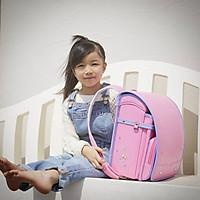 Cặp sách chống gù lưng Nhật bản cho học sinh Ba lô chống gù đi học