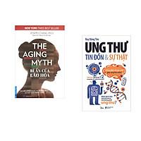 Combo 2 cuốn sách: Bí Ẩn Của Lão Hóa (Bìa Mềm) + Ung Thư Tin Đồn Và Sự Thật