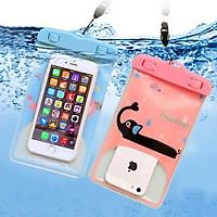 Túi chống nước điện thoại đi bơi, mưa