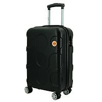 Vali nhựa du lịch size ký gửi hành lý 24inch 60cm i'mmaX X12