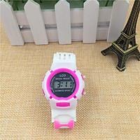 Đồng hồ trẻ em thông minh thời trang điện tử led DH75