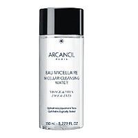 Nước tẩy trang Arcancil Micellar Cleansing Water dành cho mặt và mắt 150ml