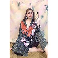 Bộ Pijama Ferfect Lụa Cao Cấp