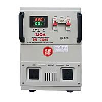 Ổn áp 1 pha LiOA DRI-7500 II NEW2020