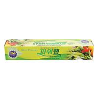 Màng Bọc Thực Phẩm Power Wrap PVC Tự Hủy Sinh Học 9 Mic x 300 mm x 35m