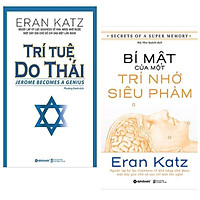 Combo Kỹ Năng Sống Siêu Tư Duy Nhanh Nhẹn, Nhạy Bén : Trí Tuệ Do Thái + Bí Mật Của Một Trí Nhớ Siêu Phàm  ( Tặng Kèm Bookmark Happy Life)