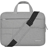 Balo, Cặp, Túi đựng laptop Chống sốc Lót Lông mềm mịn - Chống nước - Chống xước - Cao cấp , Kích cỡ 15.6 inch