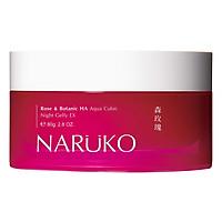 Naruko Hoa Hồng Nhung - Mặt Nạ Ngủ Rose And Aqua-In Super Hydrating Night Gelly (80g)